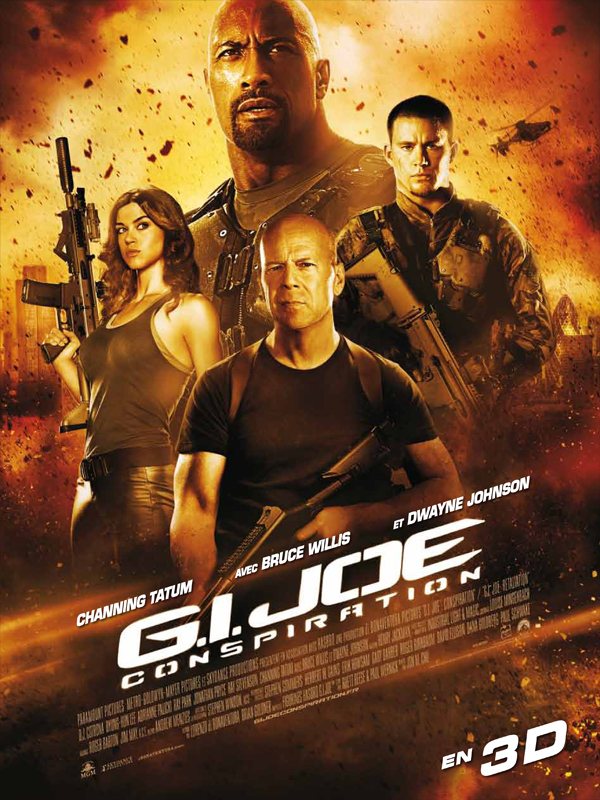 G.I. Joe : Conspiration - EXTRAS (Bonus du film)
