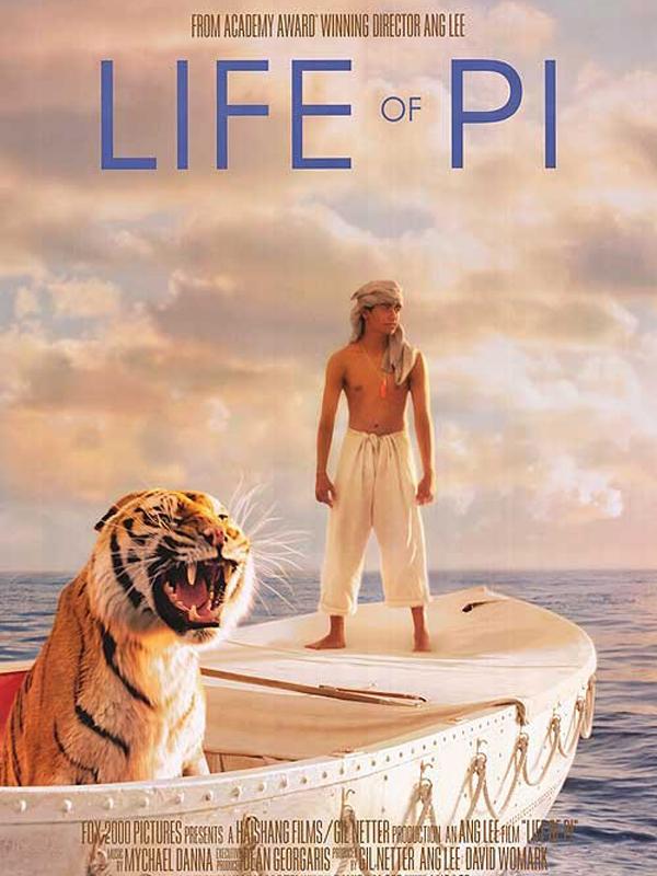 L'Odyss�e de Pi