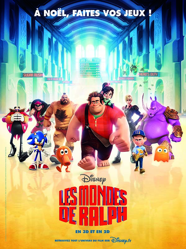 [Multi] Les Mondes de Ralph 1CD [FRENCH] [BDRip]