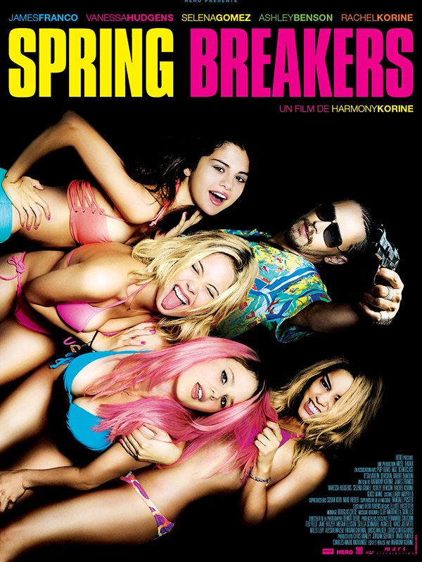 Spring Breakers ddl