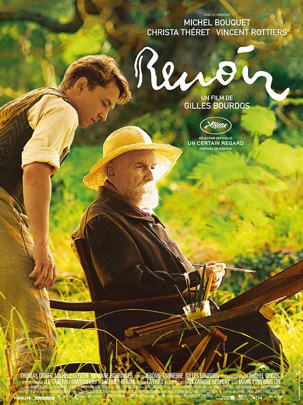 Horaires séances du film Renoir à cournon d'auvergne