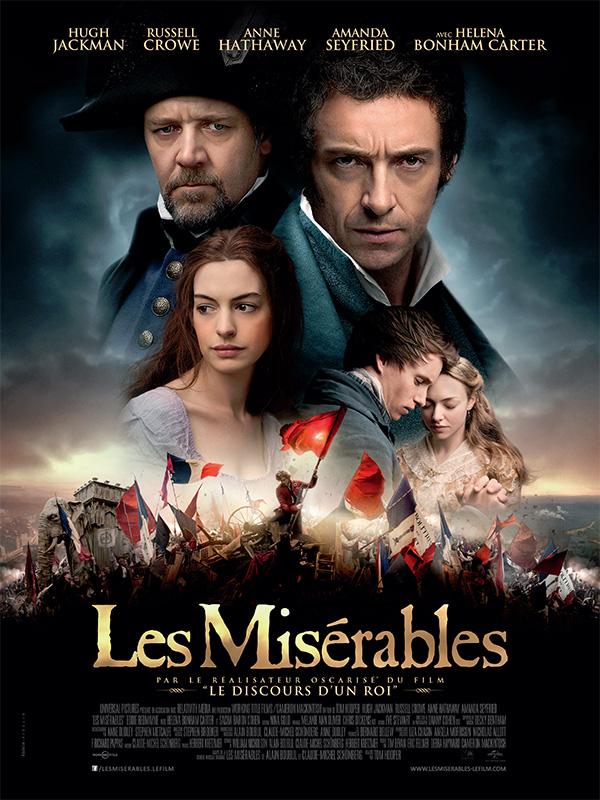 bande originale, musiques de Les Misérables