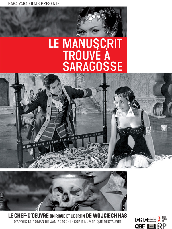 Le Manuscrit trouv� � Saragosse