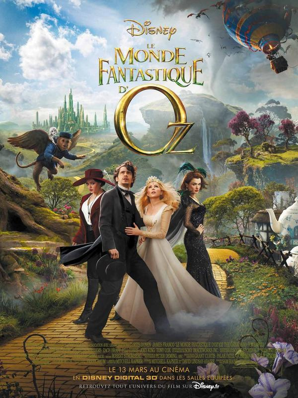 Le Monde fantastique d'Oz | BDRip | French