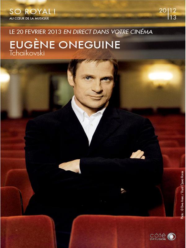 Horaires séances du film Eugene Oneguine (Côté Diffusion) à cournon d'auvergne