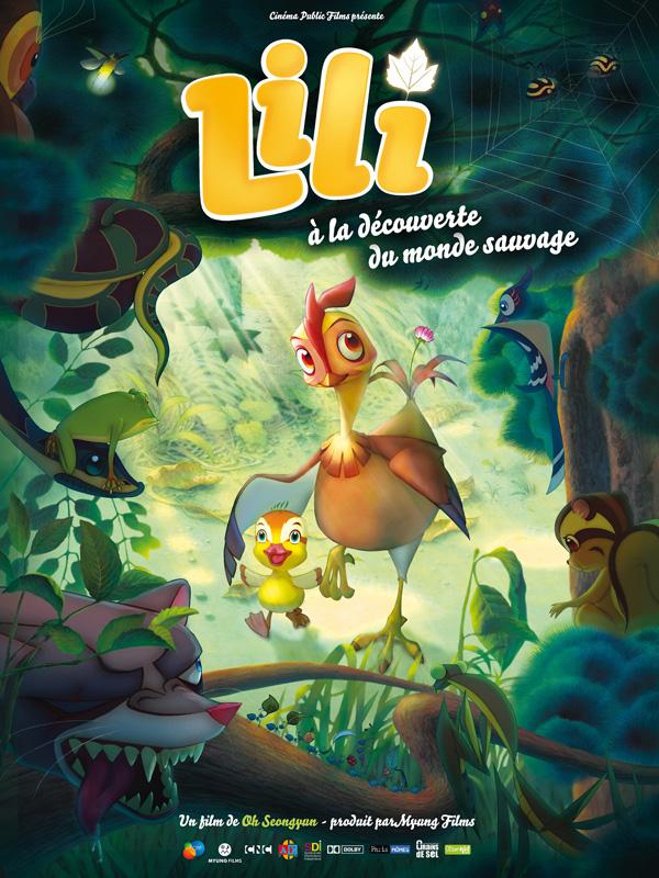 Lili � la d�couverte du monde sauvage