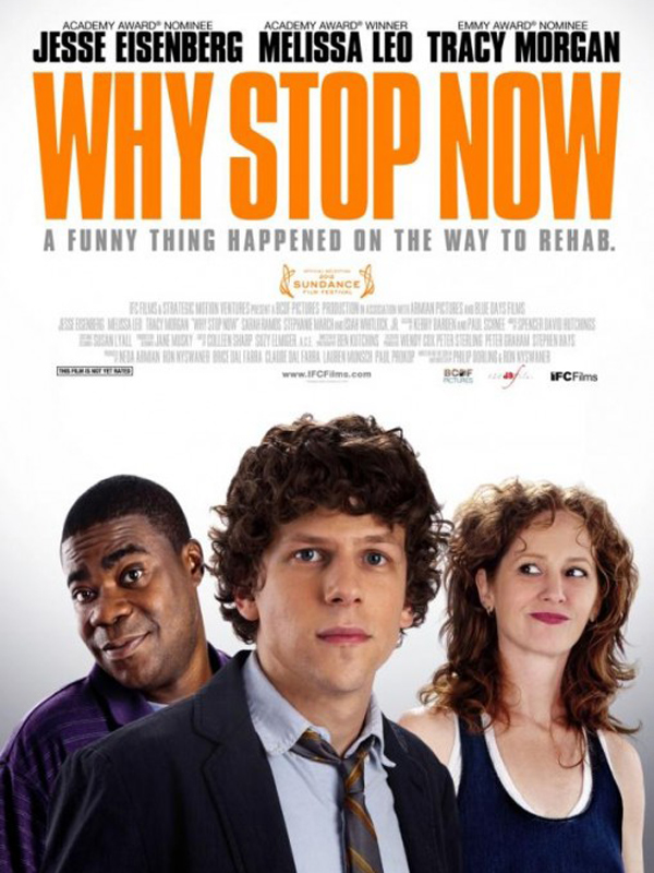 Why Stop Now (2012)  [BRRip] [VO] (AC3)