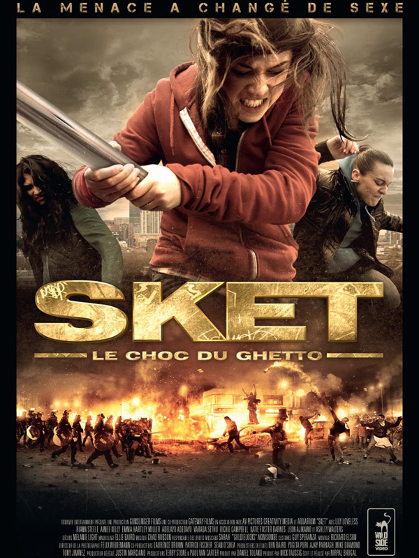 Sket, le choc du ghetto