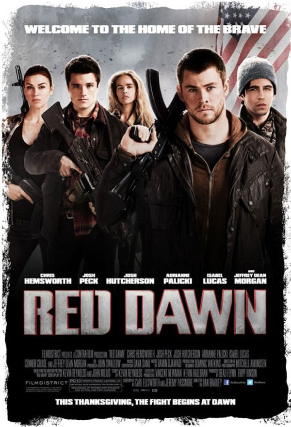 [MULTI] Red Dawn [DVDRiP]