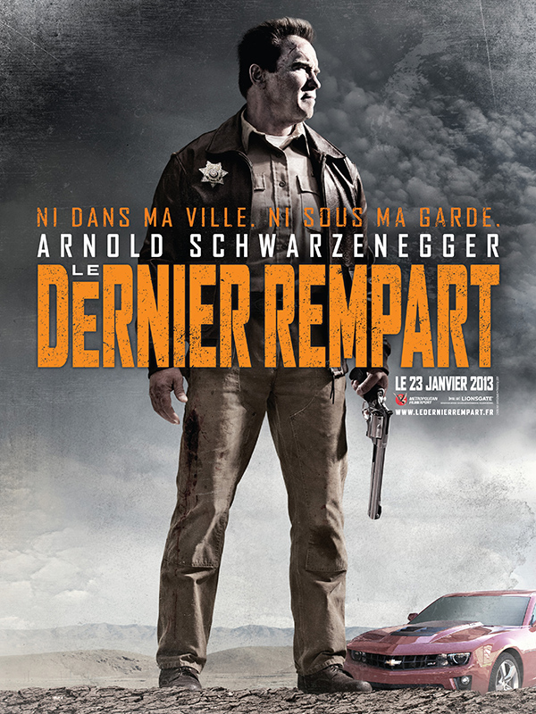 [MULTi] Le Dernier rempart  1CD [FRENCH] [DVDRiP]