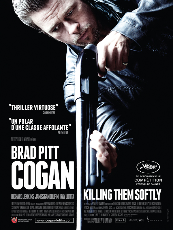 Download Movie Cogan : Killing Them Softly [DVDRip] [VOSTFR ]