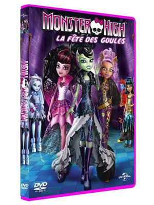 Monster High, la fête des goules [FRENCH][DVDRIP]