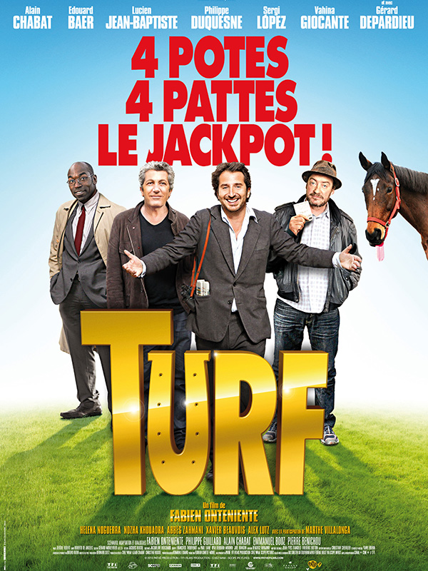 Horaires séances du film Turf à cournon d'auvergne