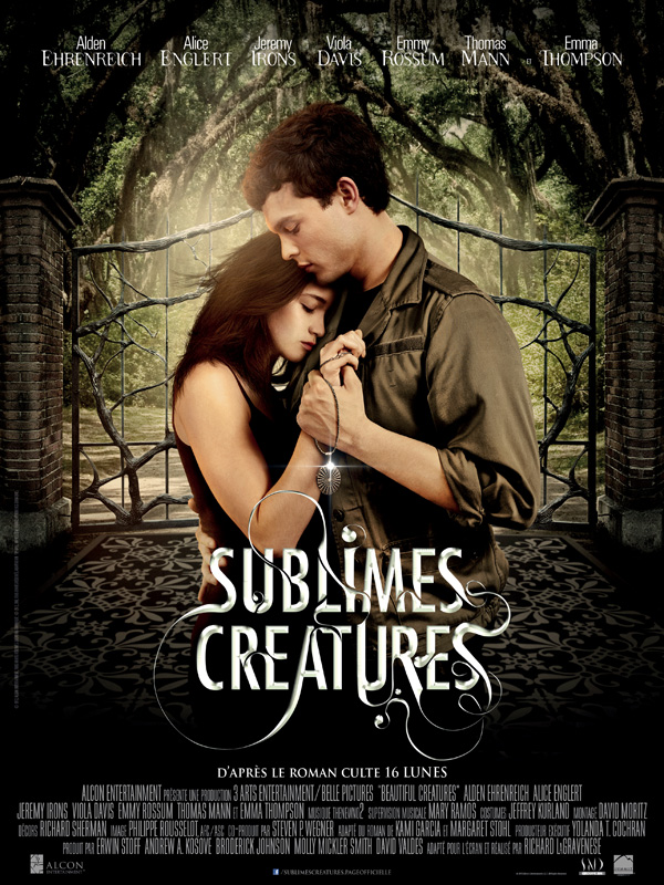 Beautiful Creatures 2013 CAM  [VO] [MULTI]