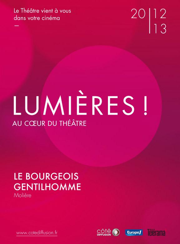 Horaires séances du film Le bourgeois gentilhomme (Côté Diffusion) à cournon d'auvergne