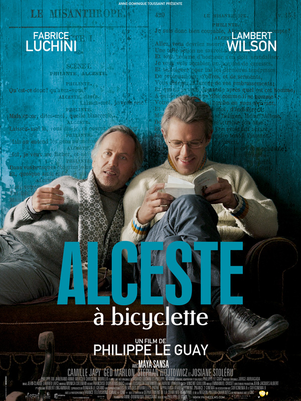 Alceste � bicyclette