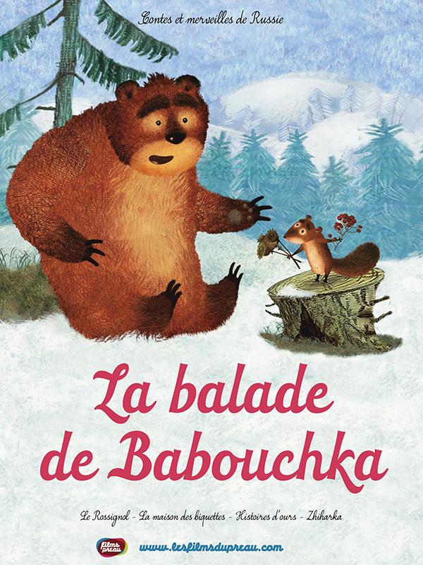 Horaires séances du film La Balade de Babouchka à cournon d'auvergne