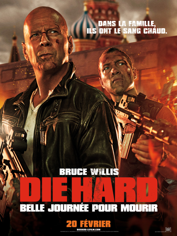 Die Hard : belle journe pour mourir