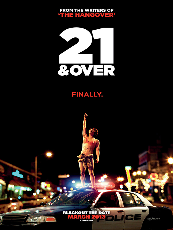 [MULTI] 21 And Over  [DVDRip] [VO]