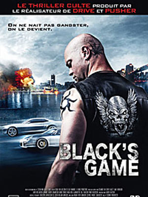 [DF] Black's Game [DVDRiP]