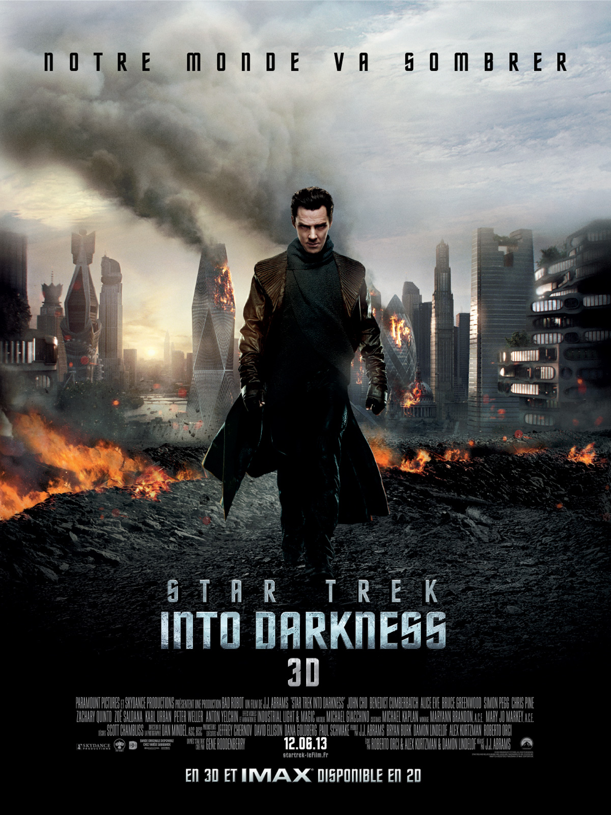 Star Trek Into Darkness ddl