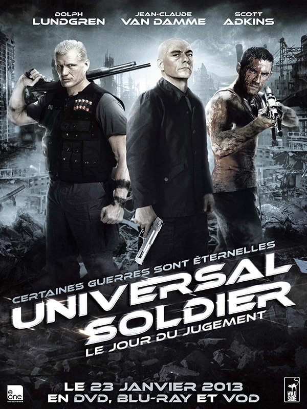 [DF] Universal Soldier - Le Jour du jugement [DVDRiP]
