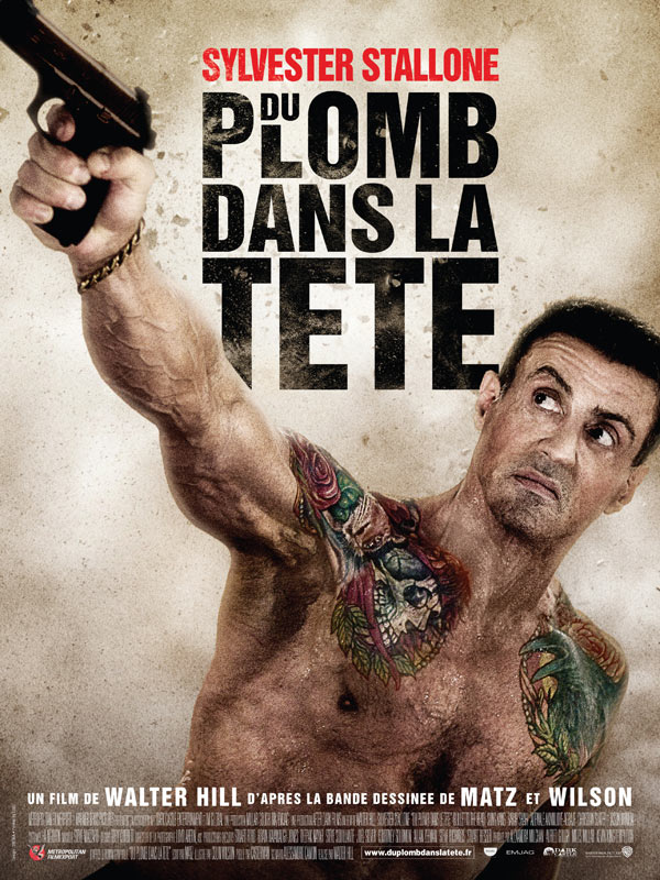 Du Plomb dans la tte (2013) [TS VOSTFR]