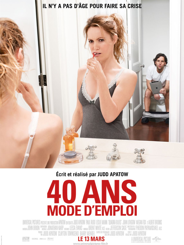 40 ans : mode d'emploi ddl