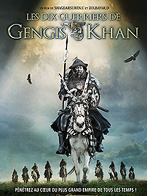 [DF] Les Dix guerriers de Gengis Khan [DVDRiP]