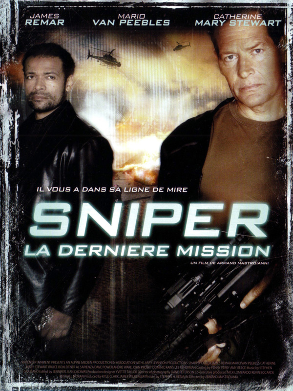 Sniper : la dernière mission (TV)
