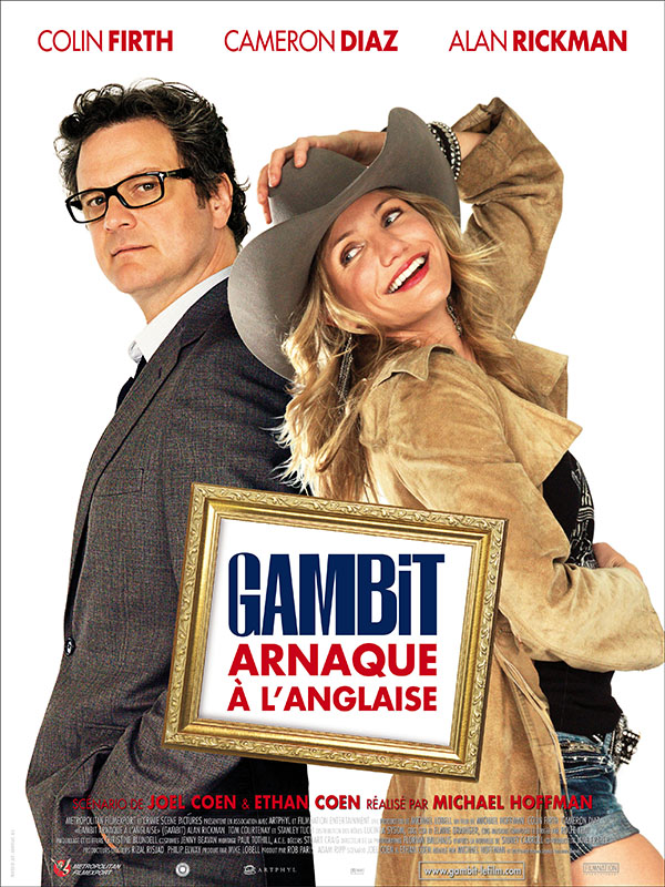 Gambit, arnaque � l�anglaise