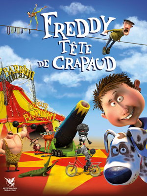 Freddy tête de crapaud [FRENCH][Bluray 1080p 3D]