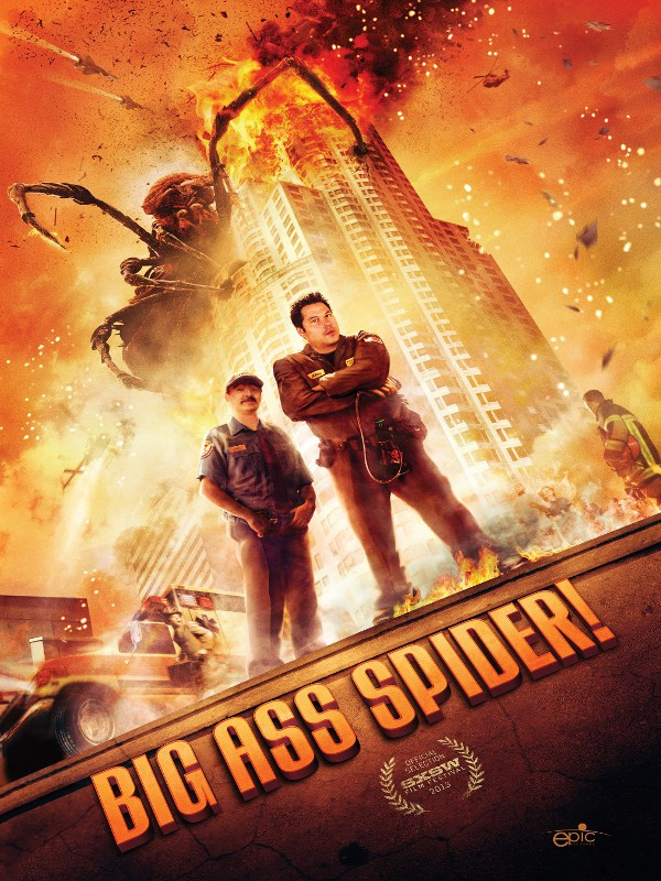 Big Ass Spider [FRENCH-DVDRiP]