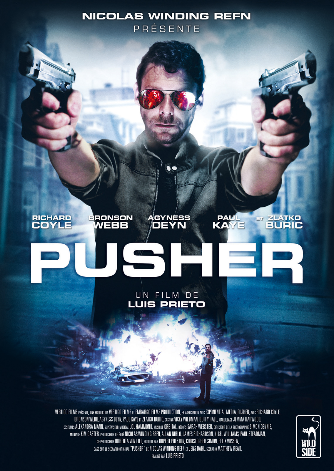 Pusher french