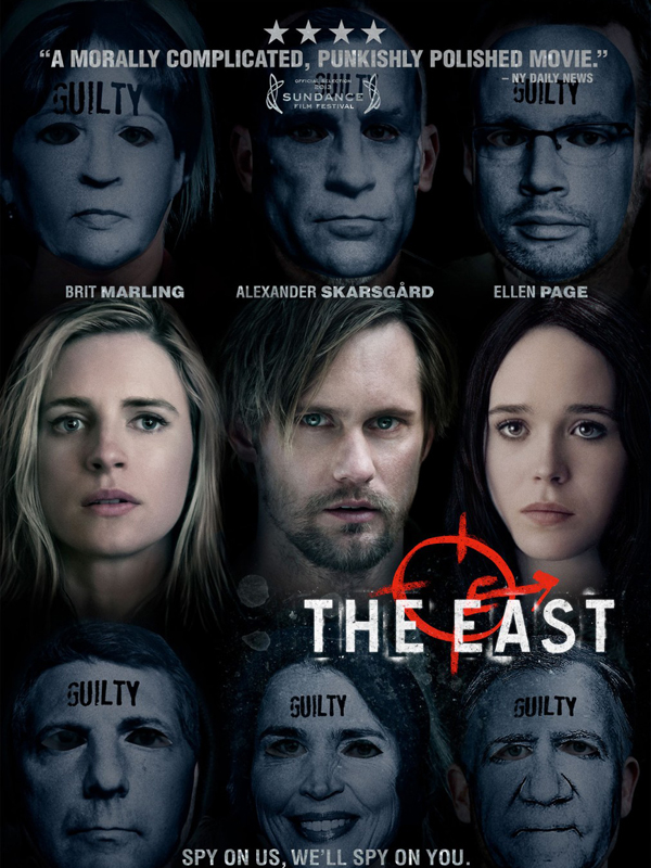The East - EXTRAS (Bonus du film)