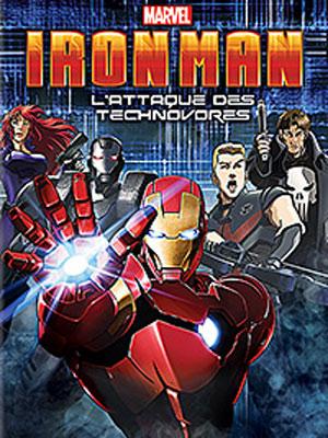 Iron Man : L\'attaque des Technovores