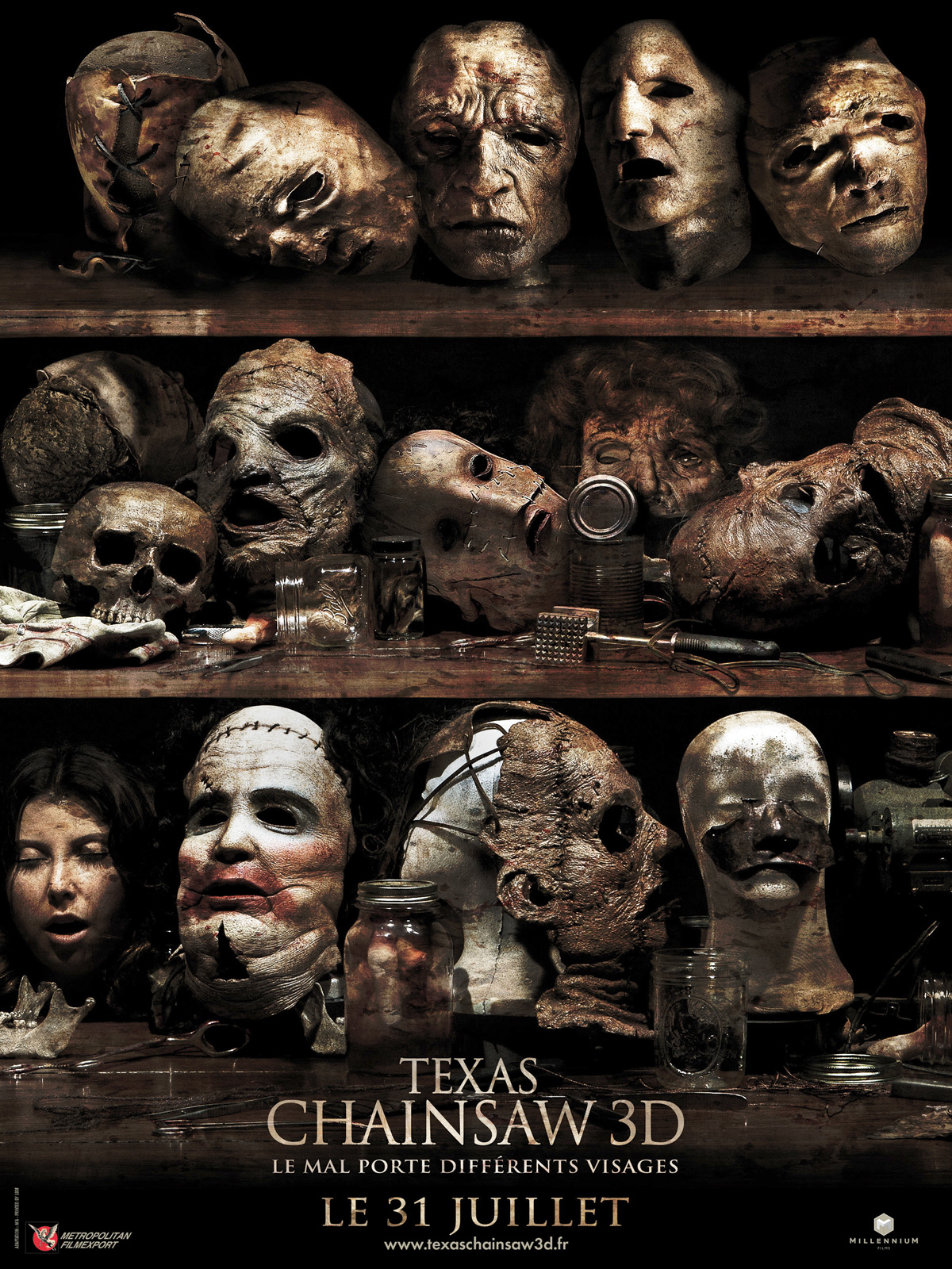 Texas Chainsaw 3D DVDRiP | FRENCH Télécharger sur Multi
