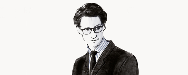 Pierre Niney s'affiche en *00$Yves Saint Laurent*00$ [PHOTO]