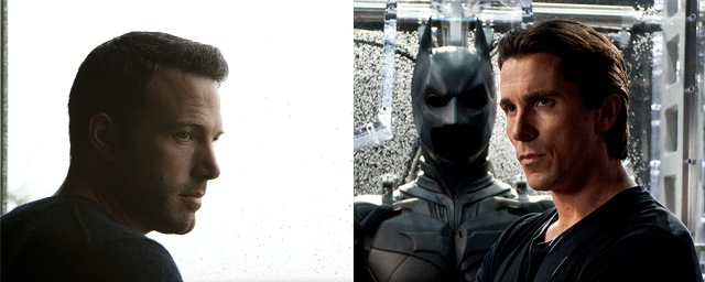 *00$Batman Vs Superman*00$ : selon Ben Affleck, son Batman ne cherchera pas à rivaliser avec celui de Nolan