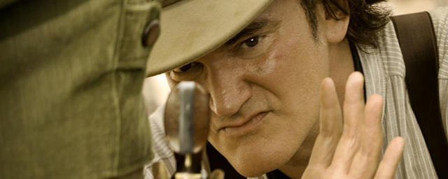 Tarantino : The Hateful Eight, Kill Bill et de la SF au programme