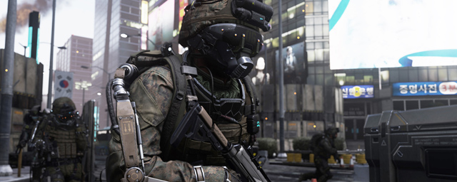 Call of Duty : Advanced Warfare, le Trailer de la campagne