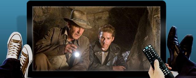 "Ce soir à la télé : on mate ""Indiana Jones 4"" et ""The Mosquito Coast"""