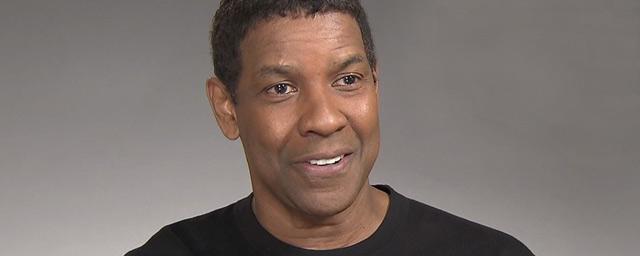 """Denzel Washington : """"J'ai un boulot en or"""""""