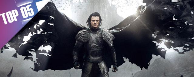 Le Top 5 des Dracula [VIDEO]