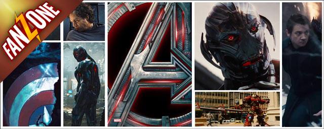 FanZone 287 : Avengers 2, la bande-annonce décryptée