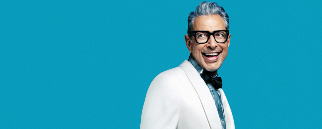 Jeff Goldblum en mode jazz : rencontre pleine de swing avec la star de Jurassic Park