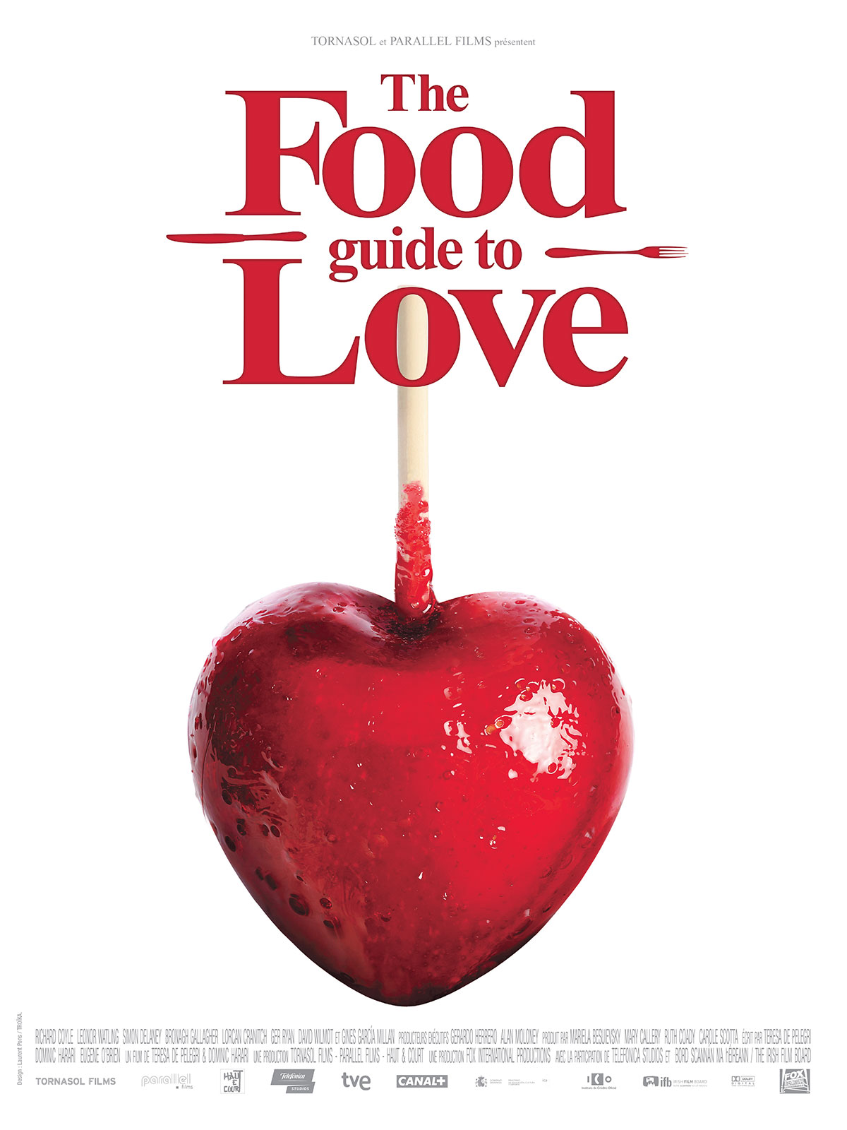 Telecharger The Food Guide to Love Dvdrip Uptobox 1fichier