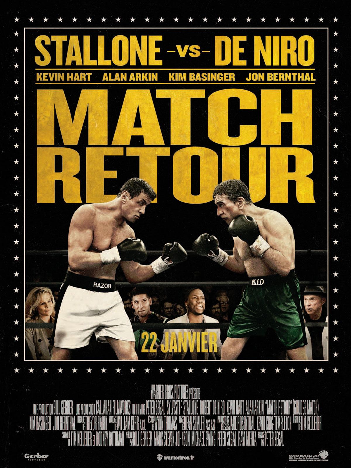 film Match retour streaming