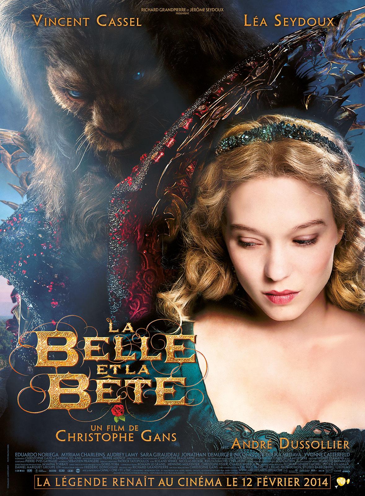 La Belle et La Bête DVDRIP