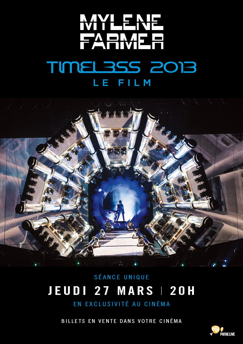 Mylène Farmer – Timeless 2013 le film